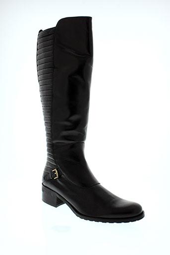 vitti love chaussures femme de couleur noir