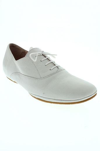 vitti love chaussures femme de couleur blanc