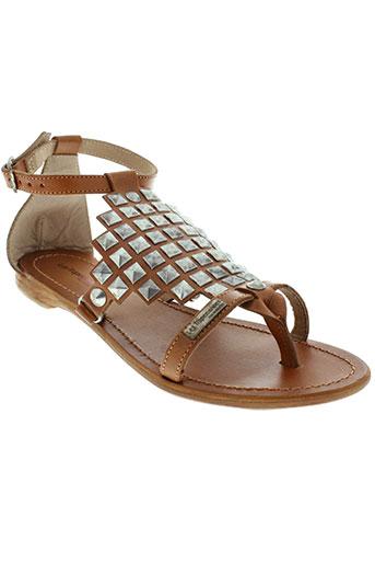 les tropeziennes par m.belarbi chaussures femme de couleur marron