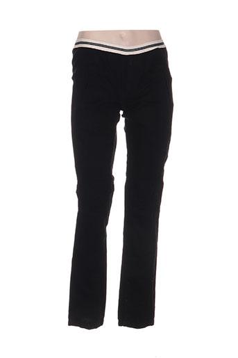 my pants pantalons femme de couleur noir