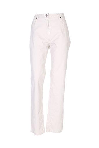 Pantalon casual beige BX pour homme