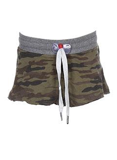 Shorts Fille De Couleur Vert En Soldes Pas Cher - Modz ff7232a9278