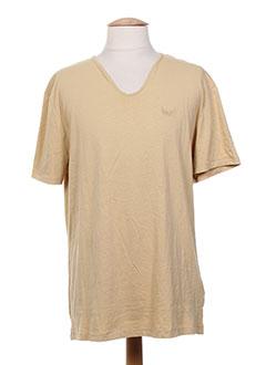 Produit-T-shirts / Tops-Homme-KAPORAL