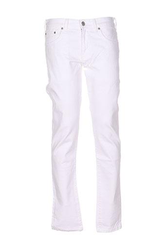 ltb jeans homme de couleur blanc
