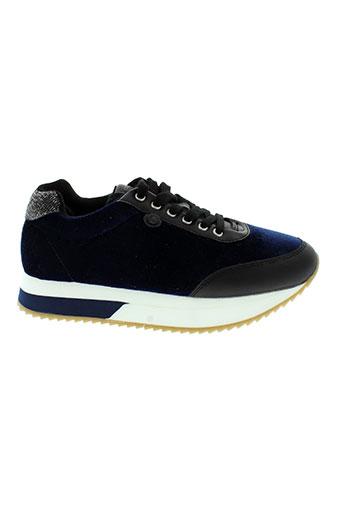 gioseppo chaussures femme de couleur bleu