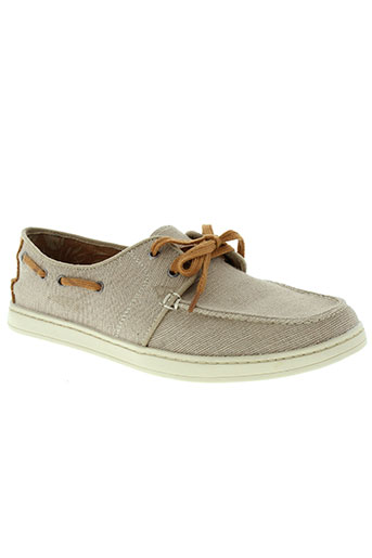 toms chaussures homme de couleur beige