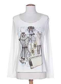Produit-T-shirts / Tops-Femme-PAUSE CAFE