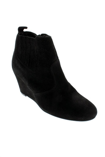 vero moda chaussures femme de couleur noir