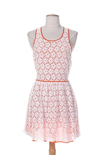 lucy EFFI_CHAR_1 co robes femme de couleur orange