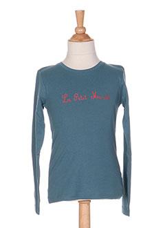 Produit-T-shirts / Tops-Fille-LITTLE MARCEL