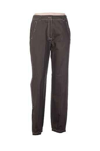 dorotennis pantalons femme de couleur vert