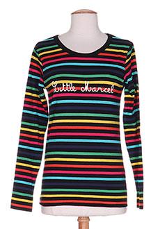 Produit-T-shirts / Tops-Femme-LITTLE MARCEL