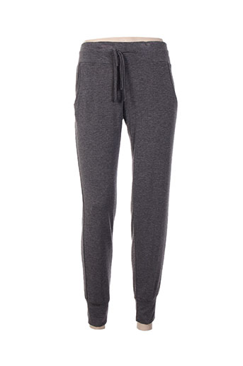 forza nove pantalons femme de couleur gris
