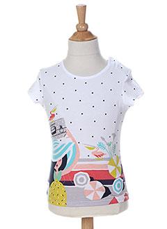 Produit-T-shirts / Tops-Fille-CATIMINI