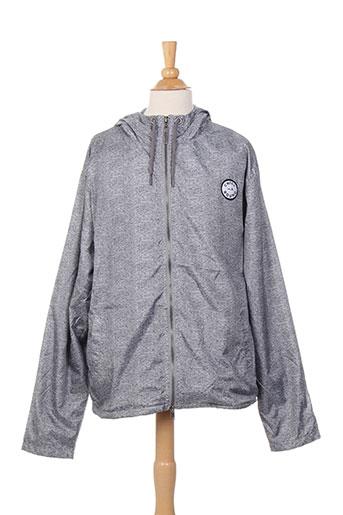 chillaround vestes garçon de couleur gris