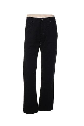 gant pantalons et decontractes homme de couleur noir
