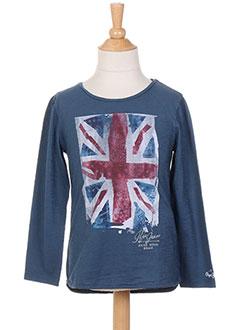Produit-T-shirts / Tops-Enfant-PEPE JEANS