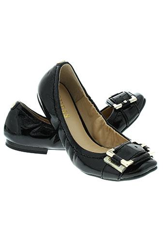 guess chaussures femme de couleur noir