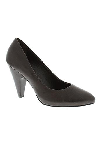 ash escarpins femme de couleur gris
