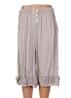 Produit-Shorts / Bermudas-Femme-AUREA VITA
