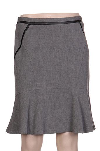 gerard darel jupes femme de couleur gris