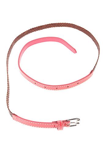 weekend maxmara accessoires femme de couleur rose