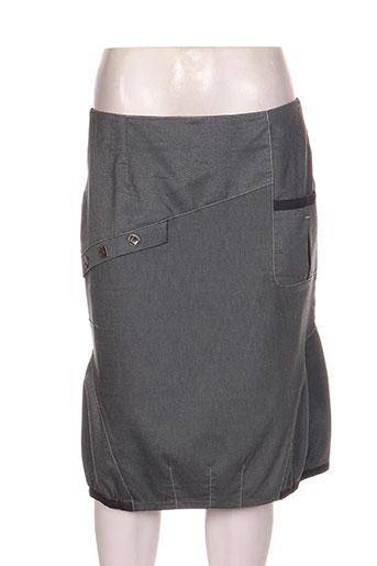 lewinger jupes femme de couleur gris