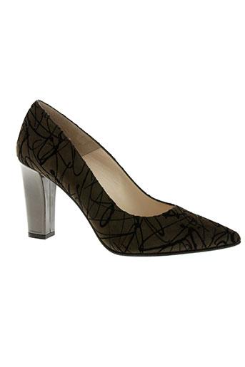 sacha london chaussures femme de couleur vert