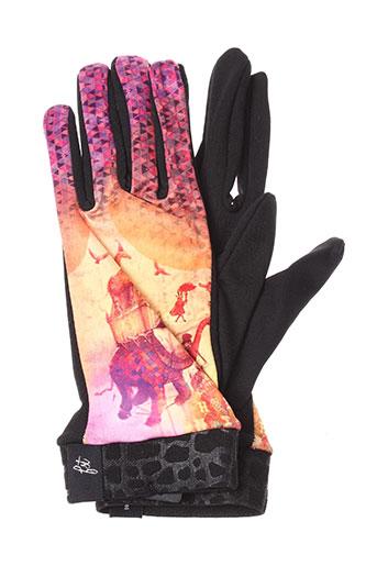 fst handwear accessoires femme de couleur violet