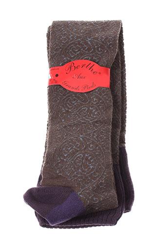 berthe et aux et grands et pieds jambieres femme de couleur violet