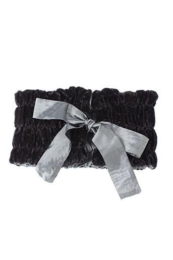 roshanara accessoires femme de couleur gris