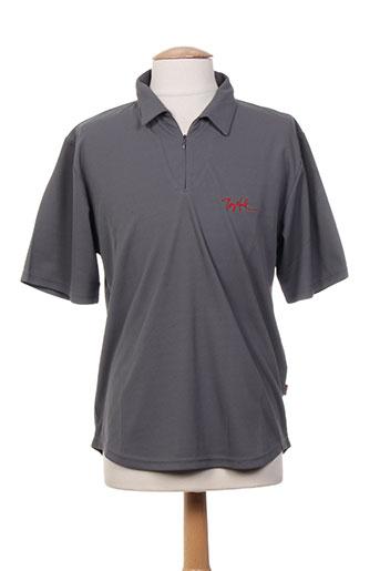 hawk t-shirts garçon de couleur gris