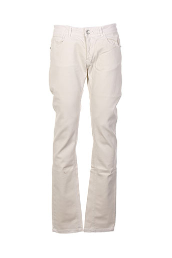 gaudi jeans homme de couleur beige
