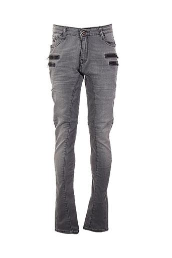 kaporal jeans garçon de couleur gris