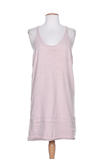 Robe courte violet DIABLESS pour femme