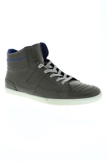 reservoir shoes chaussures homme de couleur gris