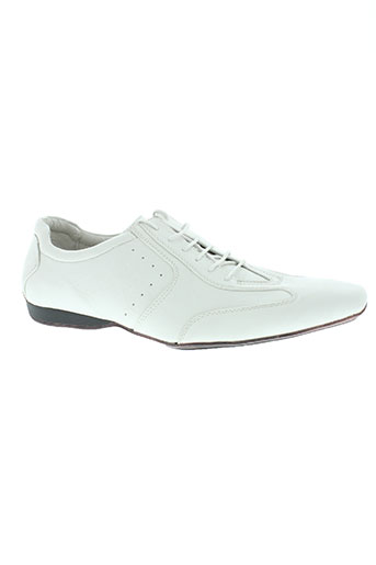 freeside chaussures homme de couleur blanc