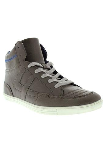 reservoir shoes chaussures femme de couleur gris