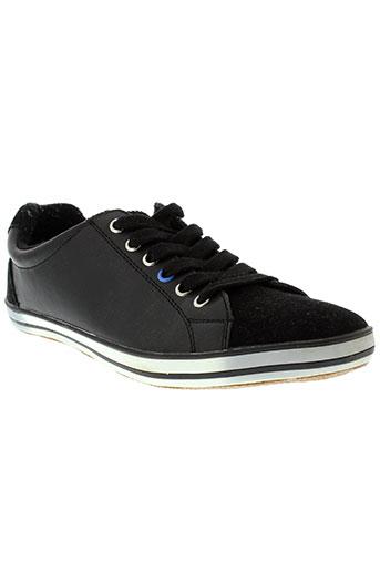 reservoir shoes chaussures homme de couleur noir
