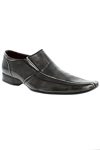 freeside mocassins homme de couleur gris