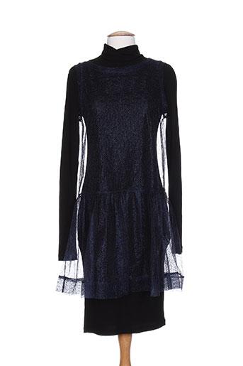 Robe mi-longue bleu COP COPINE pour femme
