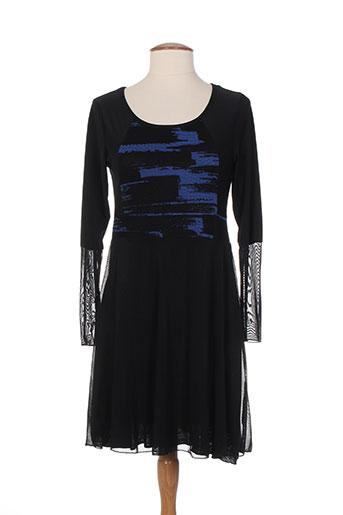 cicero robes femme de couleur noir