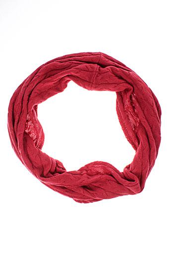 viriato accessoires femme de couleur rouge
