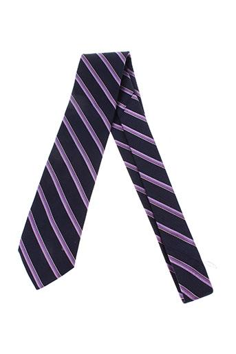 breuer accessoires homme de couleur violet