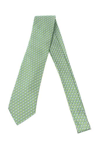 breuer accessoires homme de couleur vert