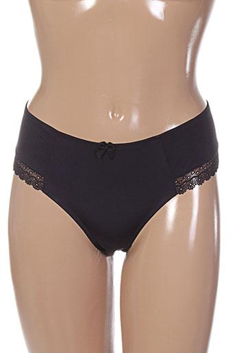 cleo by panache lingerie femme de couleur noir