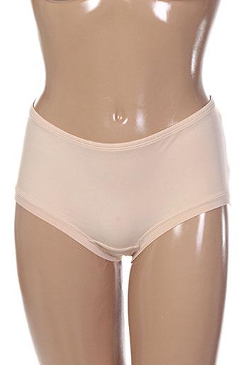 elomi shortys et boxers femme de couleur beige