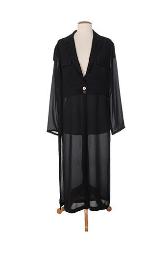 infinitif vestes femme de couleur noir