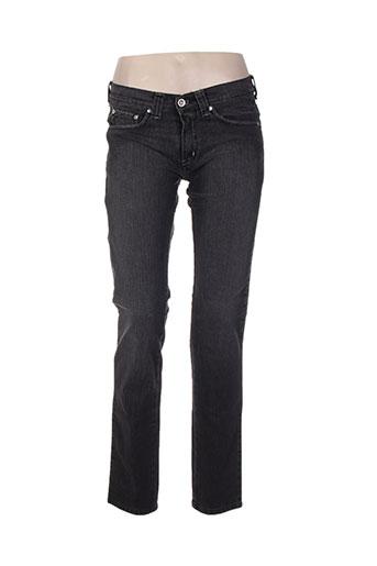 impaqt jeans femme de couleur gris