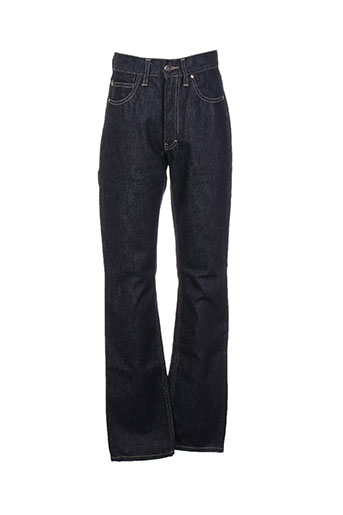 blue spencer jeans homme de couleur bleu